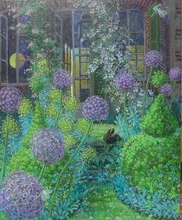 Alliums et euphorbes