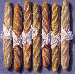 7 baguettes