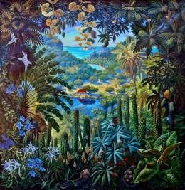 Paysage Caraïbe