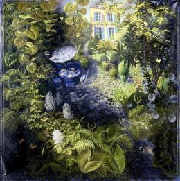 Jardin magnifié