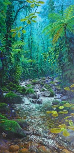 Rivière en Dominica