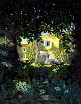 La maison de ma mère et Gabriel en Provence